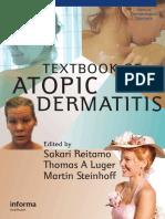Textbook Atopic Dermatitis