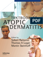 Textbook Atopic Dermatitis