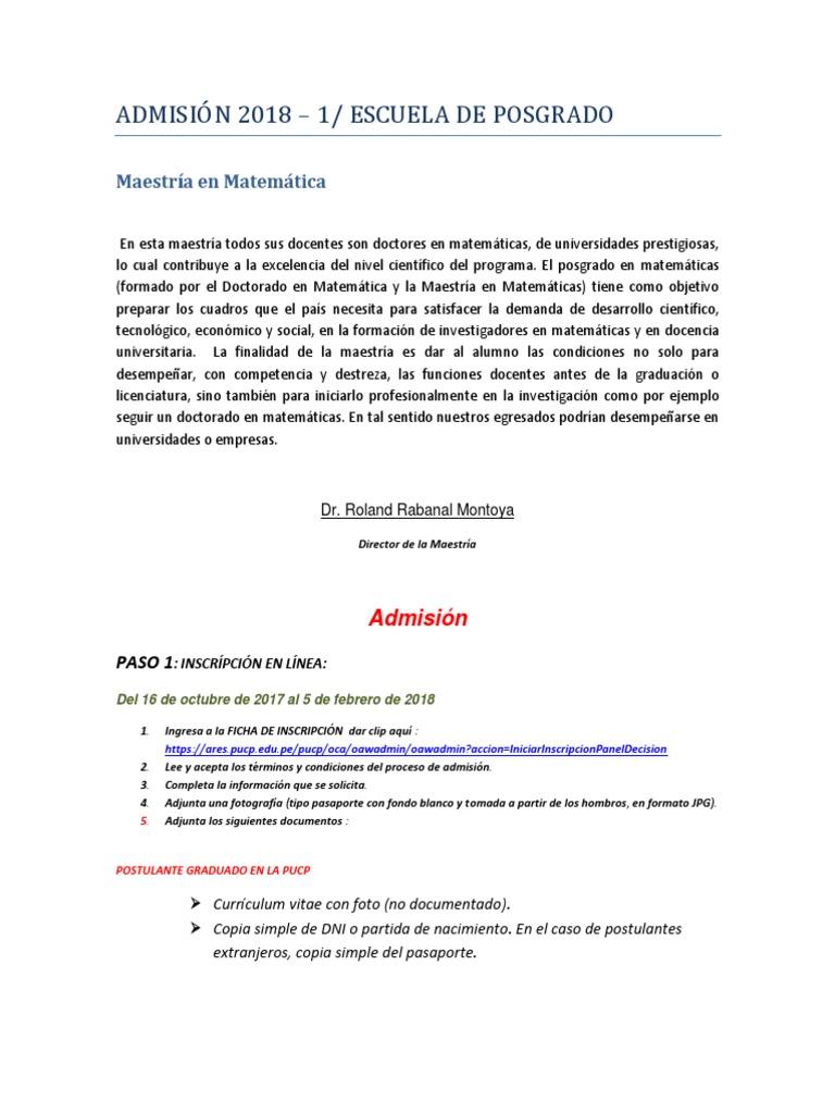 Moderno Curriculum Vitae De Admisión A La Escuela Viñeta - Ejemplo ...