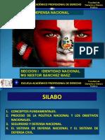 Sec i Identidad Nacional