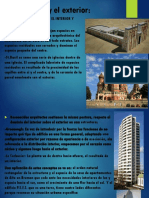 El Interior y El Exterior en la Arquitectura
