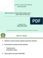 NGYUEN THILE THU Fiscal Policy and Poverty Reduction Vietnam 1