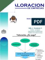Valoracion de Empresas Julio Sarmiento