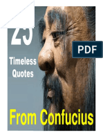25 Timeless Quotes From Confucius