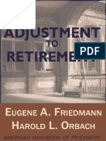 Adjustment to Retirement