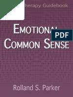 Emotional Common Sense
