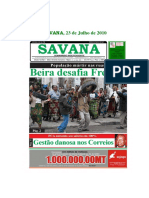 2010.23.07 SAVANA