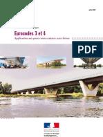 Eurocodes 3 et 4-Application aux ponts-routes mixtes acier-béton