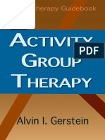 Activity Group Therapy
