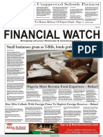 Financial Watch 30 12 2017