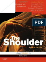 Rockwood and Matsen s the Shoulder 4th Edition