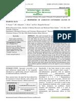 5 Vol. 6 Issue 4 April 2015 IJPSR RA 4773 Paper 5