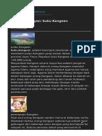 Deutero Malayan_ Suku Kangean