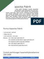 Kapasitas Pabrik.pptx