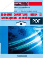 1. Saseanu, A. - Economia Comertului Intern Si International