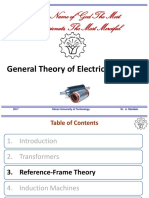 Chapter 3 Reference Frame Theory
