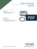 146 Amot Wio Product Document