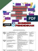 RPT Pendidikan Jasmani 6 2018