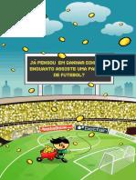 Apostas No Futebol eBook Gratis Para Voce Aprender a Apostar Alterar