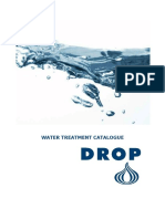 Water Treatment Catalogue