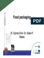 Food Packaging Ppt