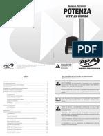 Manual Tecnico Potenza Jet Flex Hibrida