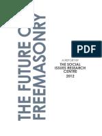 SIRC Report 2012 - The Future of Freemasonry