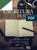 Escritura de Viaje -Ejercicios Para El Escritor Viajero