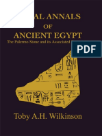 Wilkinson_Royal Annals of Ancient Egypt-The Palermo Stone and Its Associated Fragments-2000