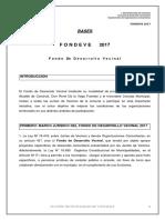 Bases Fond Eve 2017