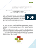 Manual de Procedimientos Laboratorio Control de Calidad