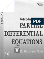 4.Partial Differential Equation by K-Sankara-Rao
