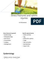 Stress Fractures and Sports Injuries.finaLLY