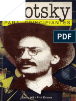 Trotsky Para Principiantes - Tariq Ali.pdf