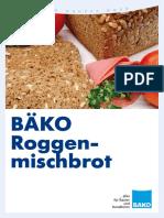 Roggen Misch Brot
