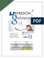 Depresión y Grafoterapia Informes