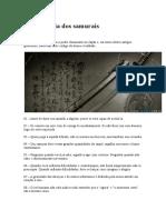25 sabedoria dos samurais.docx