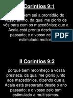 II Corintios - 009