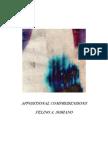 Felino A. Soriano - Appositional Comprehensions