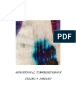Felino A. Soriano - Appositional Comprehensions