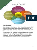 Competence Framework