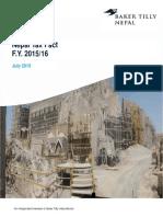 Nepal Tax Fact 2015 161