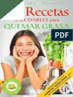 84 Recetas Saludables Para Quem - Mariano Orzola