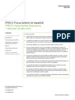 IFRS in Focus Abril 2016 IFRS 9 Resumden Alto Nivel
