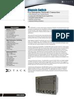 DES-6500 Datasheet 032