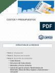2. Presentación de La Sesión 2.2 Ver - 1 Costos y Presupuestos - Rocío Otoya