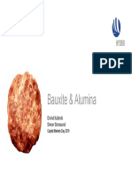 Hydro Cmd 2016 Bauxite and Alumina