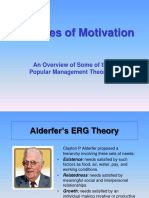 Theories of Motivation and Learning