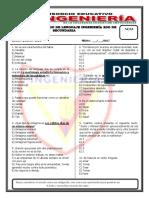 Sustitutorio Ingenieria 2017 - Lenguaje - 2do Sec