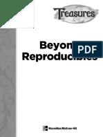 Beyond_reproducibles Grade 1